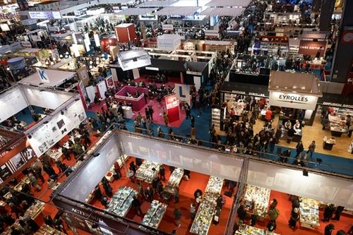 Le greta cdma participe au salon du livre 2016 - Le salon du livre paris ...