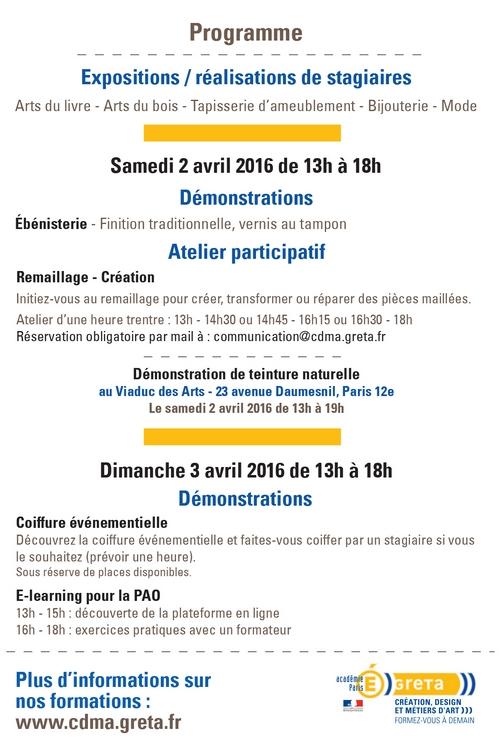 JEMA_2016_programme_GRETA_CDMA