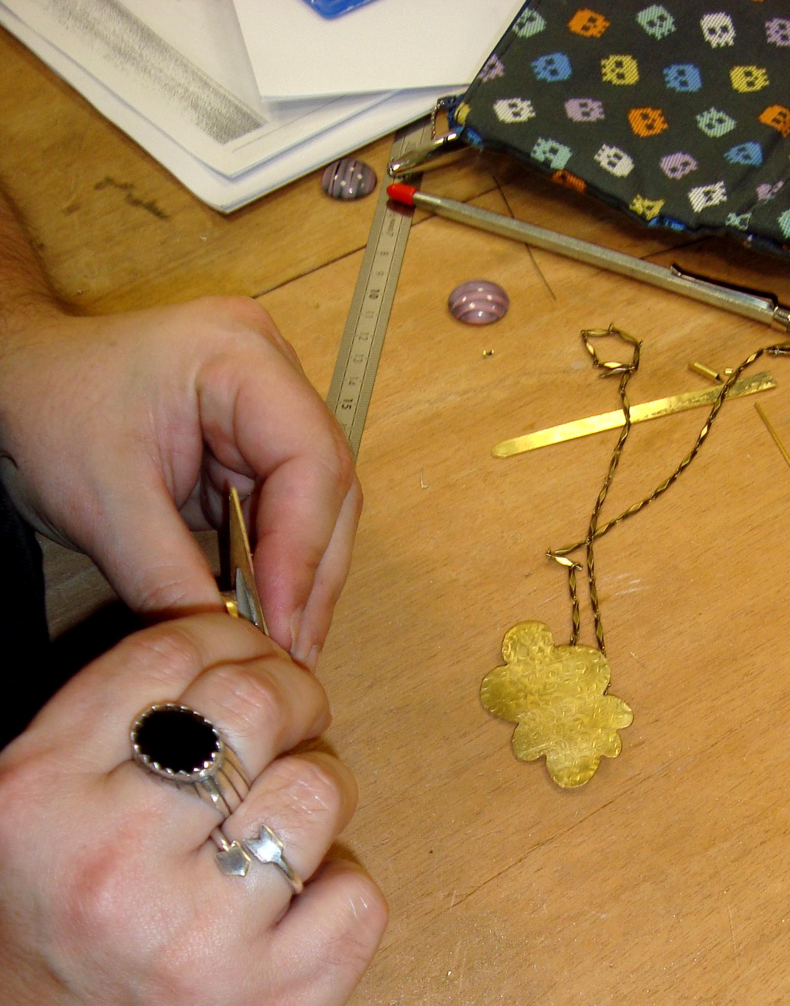 actuvité creation bijoux argeht paris 11