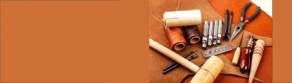 métiers du cuir