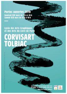 JPO 2019 affiche Corvisart Tolbiac