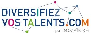 Logo Diversifiez vos talents