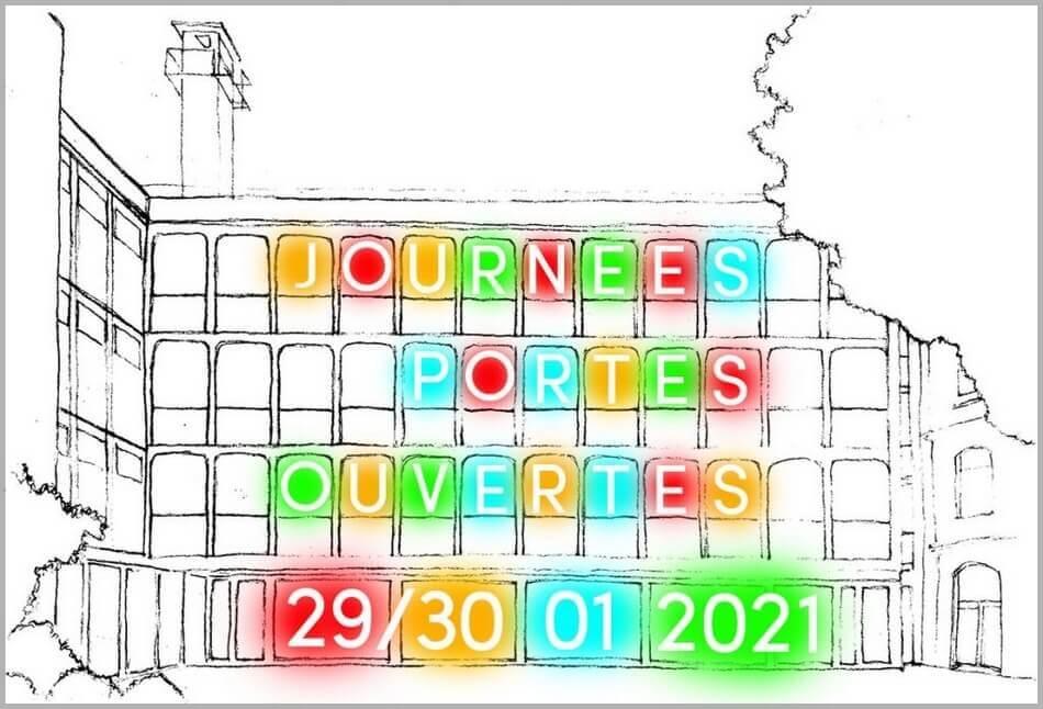 Lycée Paul Poiret JPO 2021
