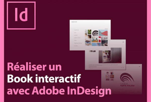 Réaliser un book interactif avec InDesign