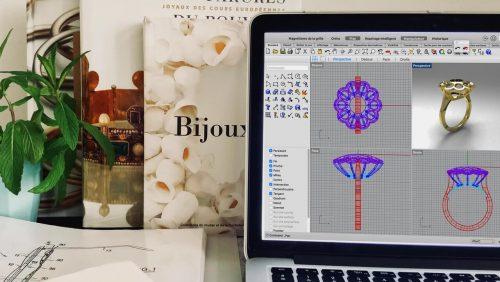 logiciel Rhinoceros 3D