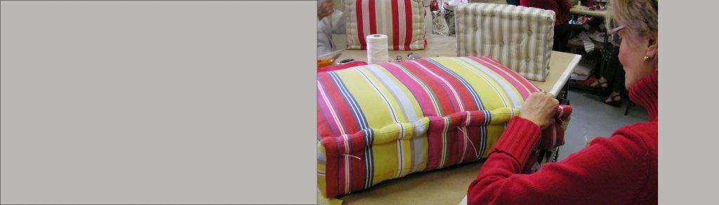 greta cdma formations en tapisserie d ameublement. Black Bedroom Furniture Sets. Home Design Ideas