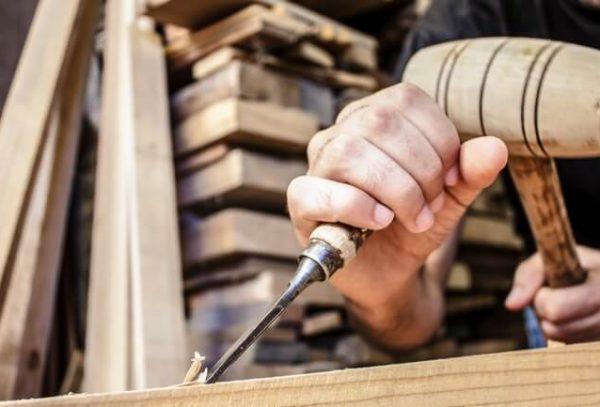 Travail du bois