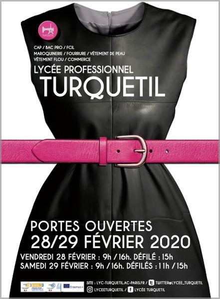 Lycée Turquetil - JPO 2020