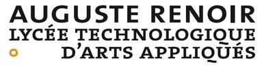 Logo Lycée Auguste Renoir 2019