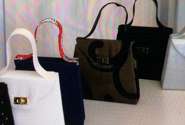 chaussures classiques grand assortiment beauté Atelier accessoires de mode et sacs rigides en tissus ...