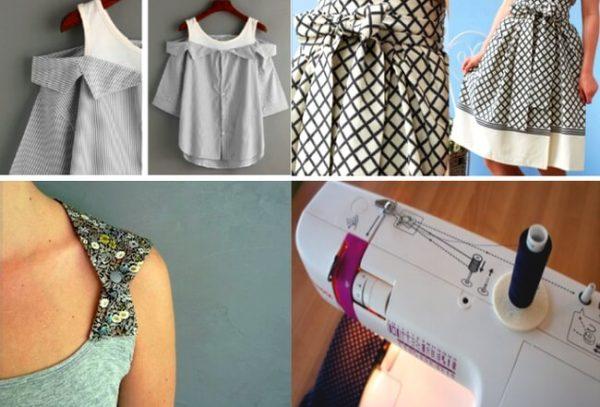 recyclage de vêtements